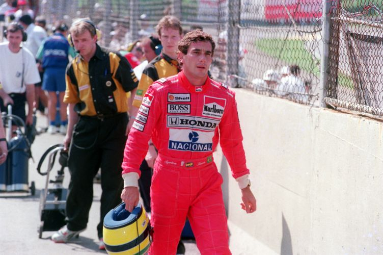 Após vitória dramática de 1991, Senna abandona GP Brasil de 1992