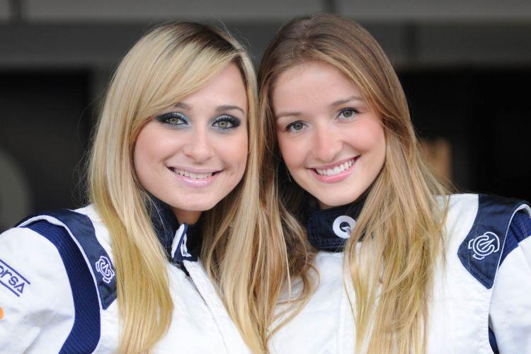 As grid girls deram um charme especial para a prova de abertura da temporada 2010 da Stock Car