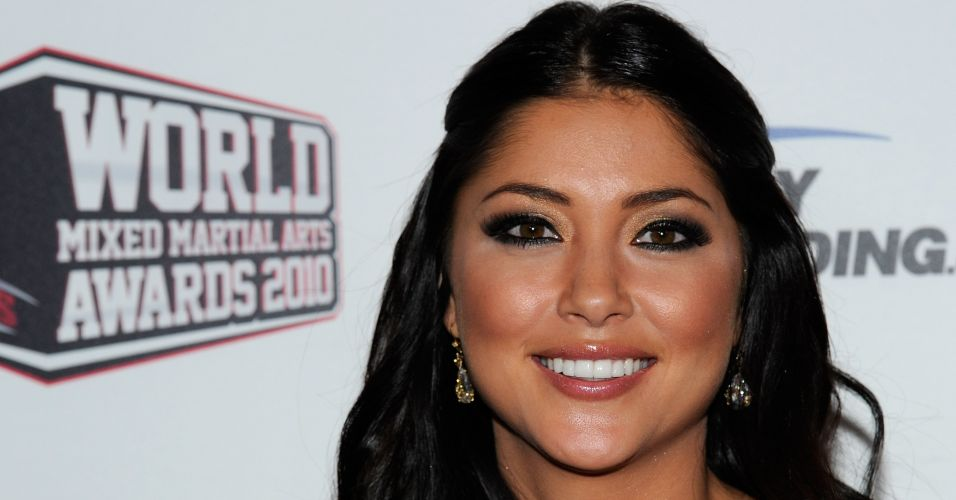 A modelo Arianny Celeste, mais famosa 