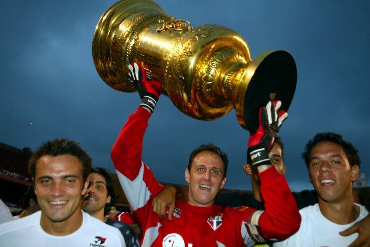 Em 2005, o goleiro começa a redenção com o título paulista