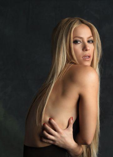Apesar de discreta e de nunca ter posado nua, Shakira sabe mostrar sensualidade quando é preciso