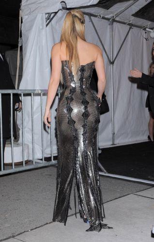 De qualquer ponto de vista, o corpo de Shakira impressiona os fotógrafos