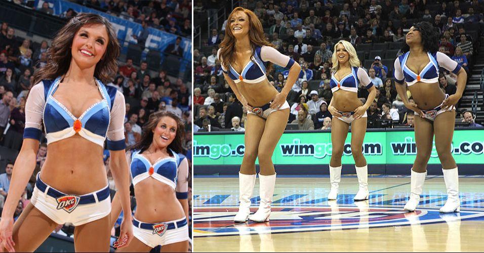 As dançarinas da franquia mais nova da NBA não foram muito populares no torneio de cheerleaders promovido pela liga. Eliminaram as meninas do San Antonio Spurs na primeira rodada, mas foram eliminadas em seguida pelo Dallas Mavericks