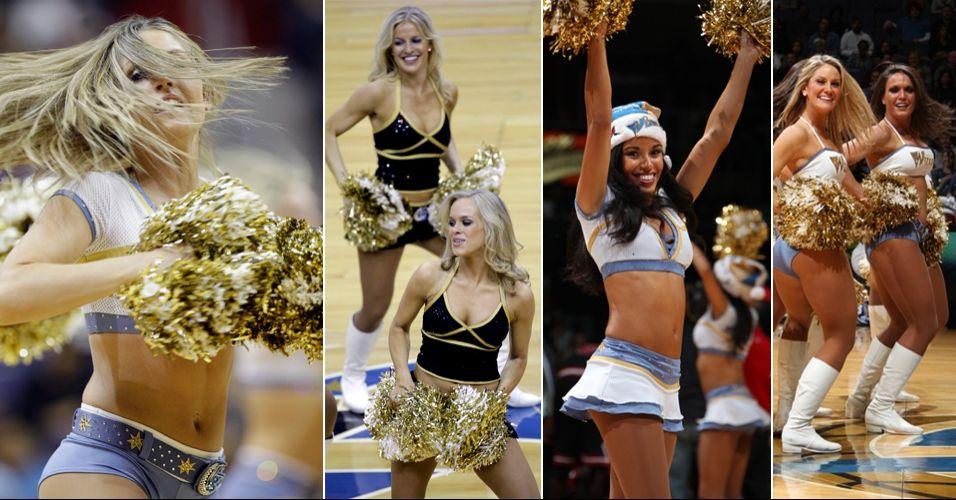 As animadoras do Washington Wizards provaram ser muito boas... de voto. Chegaram às semifinais da Conferência Leste no concurso de cheerleaders promovido pela NBA, sendo eliminadas pelas dançarinas do New York Knicks