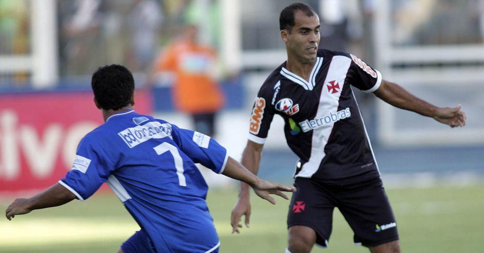 O Vasco, de Felipe, conseguiu empate por 2 a 2 contra o Olaria. Os dois times vão se enfrentar na semifinal
