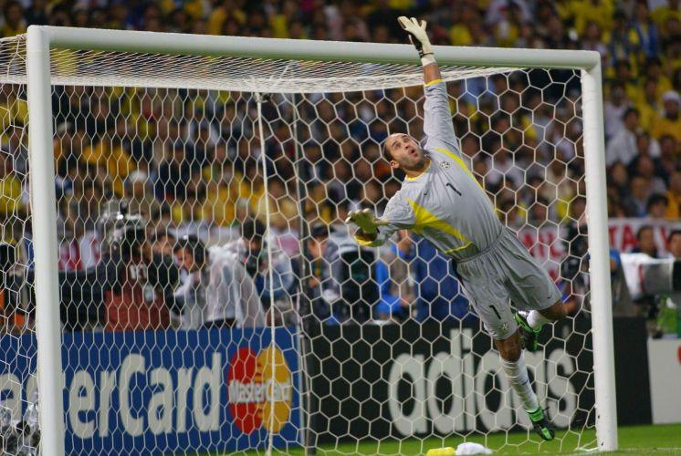 Marcos se tornou um dos maiores ídolos do Palmeiras. Goleiro foi um dos destaques da conquista do quinto título mundial da seleção brasileira em 2002