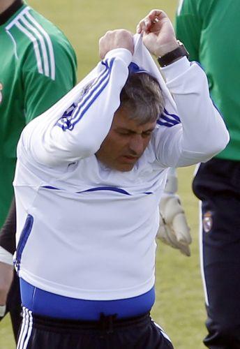 José Mourinho não perdeu a chance de