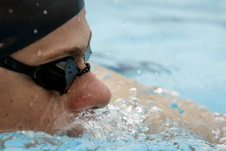 Cesar Cielo já está classificado para o Mundial de Esportes Aquáticos de Xangai, e utiliza o Troféu Maria Lenk como preparação.