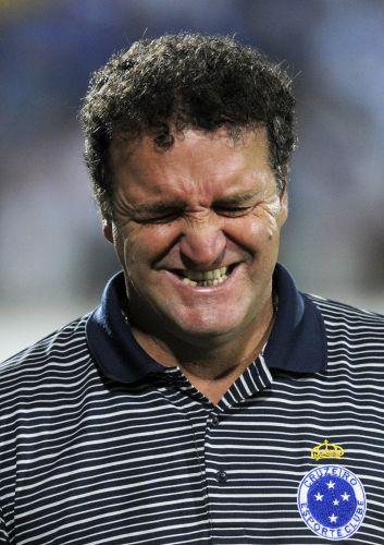Técnico Cuca lamenta queda do Cruzeiro na Copa Libertadores
