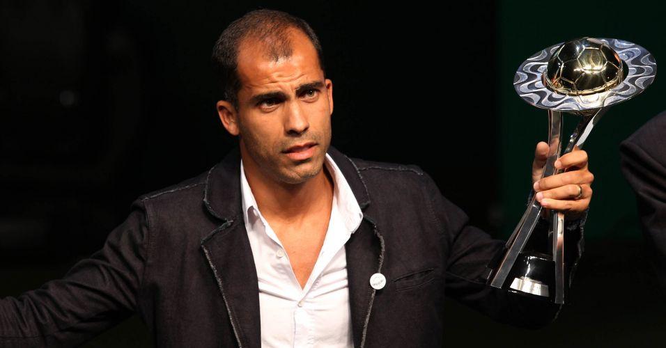 Em seu retorno ao Vasco, Felipe ganhou como um dos melhores meia