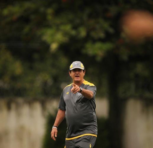 Time do técnico Muricy Ramalho vai em busca da primeira vitória no Brasileiro
