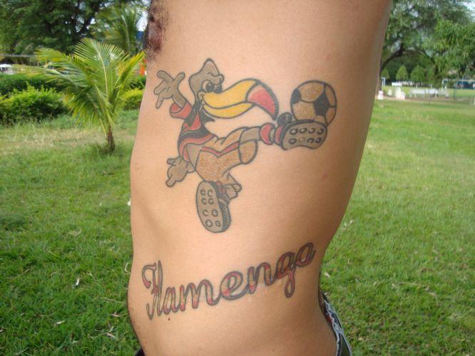 Amanda Ap. Vieira Prata fez sua tatuagem em 2009: