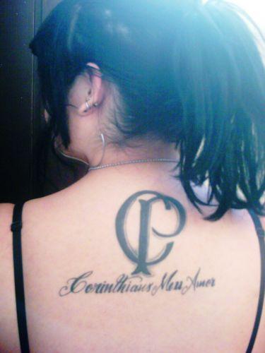 Renato José Martins fez sua tatuagem no último dia 30 de maio. Para ele, é