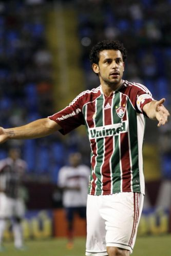 Atacante Fred foi vaiado pela torcida do Fluminense durante a derrota por 1 a 0 para o Bahia no Engenhão