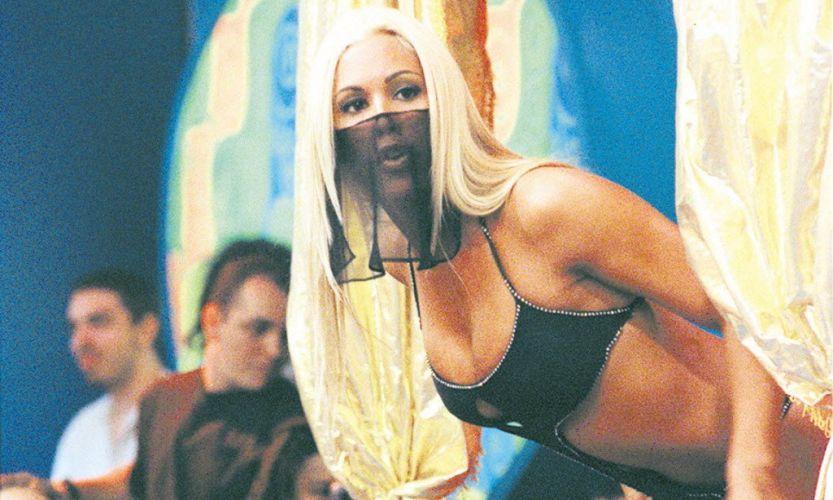 Joana Prado ficou famosa pelo papel de Feiticeira no