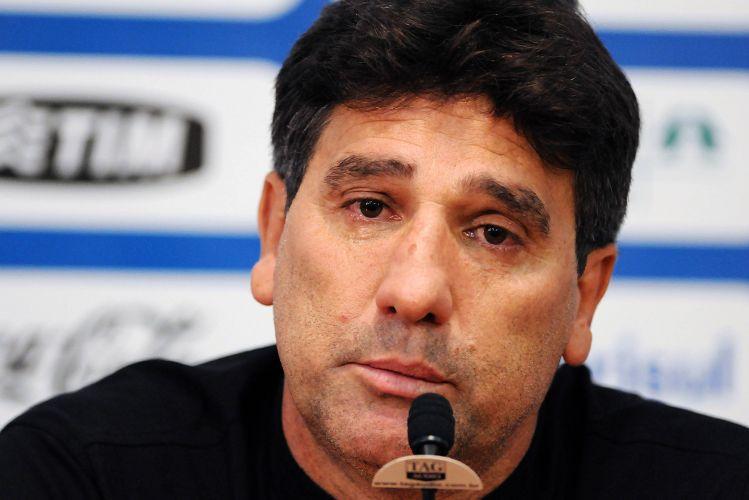 Depois de 66 jogos, - com 34 vitórias, 16 empates e 16 derrotas - Renato Gaúcho não é mais treinador do Grêmio.