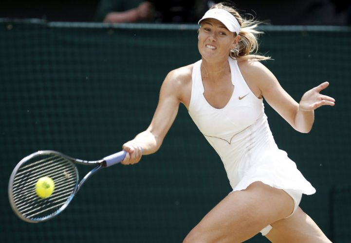Musa do tênis, russa Maria Sharapova volta a decisão do torneio que lhe deu projeção mundial, mas fica com o vice-campeonato de Wimbledon após perder a final por 2 a 0 para a tcheca Petra Kvitova