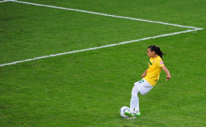 Marta converteu a sua penalidade.