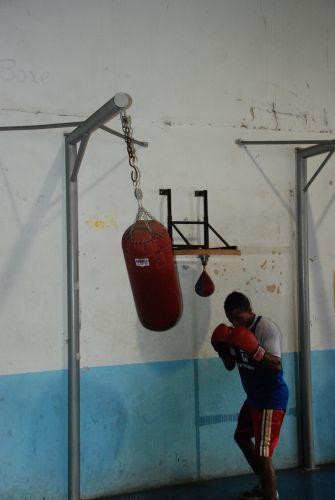 Robson Conceição se prepara para o Pan, onde lutará na categoria até 57kg. O atleta representou o Brasil nos Jogos Olímpicos de 2008.