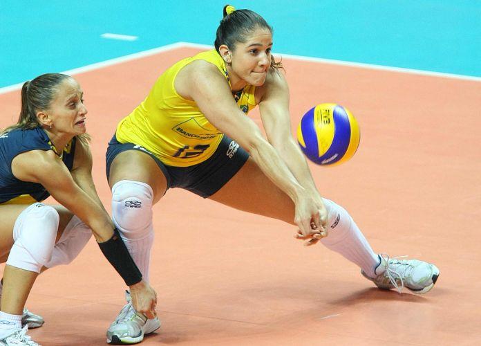 Natália entrou bem na partida contra o Japão e ajudou a seleção brasileira a vencer por 3 sets a 0 (parciais de 25-17, 25-22 e 25-21) no Grand Prix em Macau
