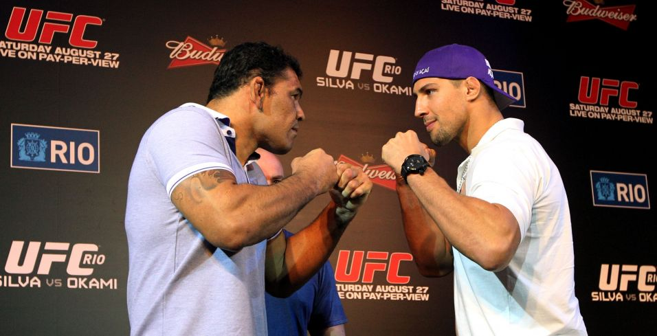Brasileiro Minotauro e Brendan Schaub (EUA) também serão adversários no octógono no UFC Rio, no próximo sábado