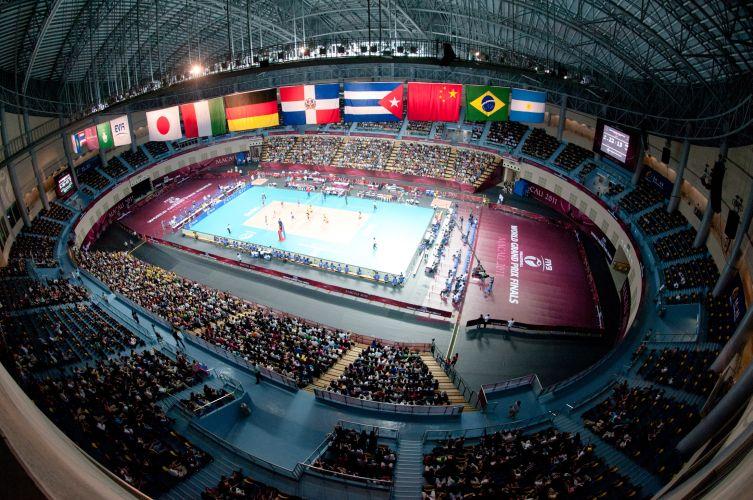 Com bom público no Macau East Games Dome, Brasil vence Rússia por 3 a 0 e chega à final invicto: com 13 vitórias em 13 jogos disputados