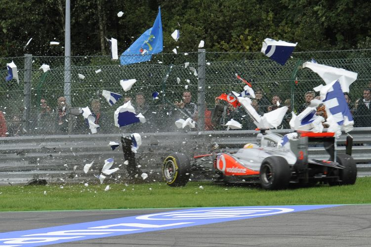 Carro de Lewis Hamilton