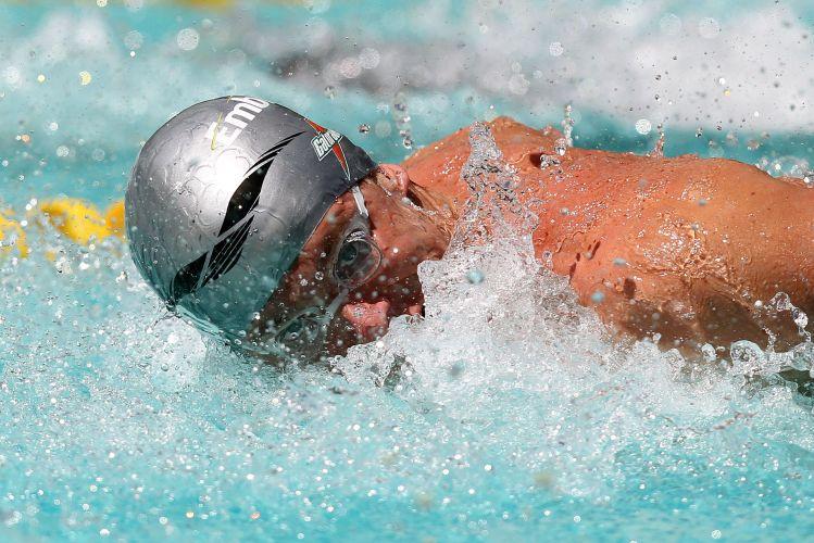 Cesar Cielo totaliza quatro ouros no José Finkel. Neste sábado, ele venceu os 100 m livre e o revezamento 4x100 m livre