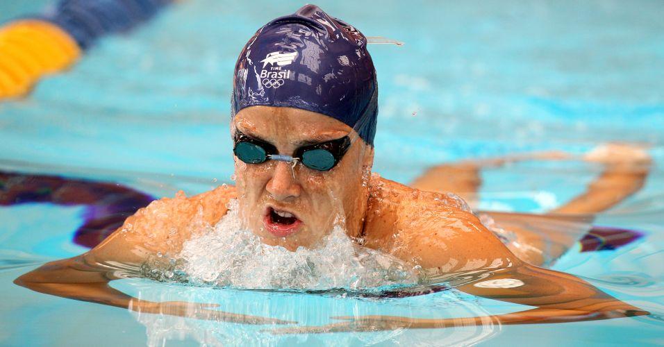 Michele Schmidt pega pesado para representar bem o Brasil nos Jogos Pan-Americanos