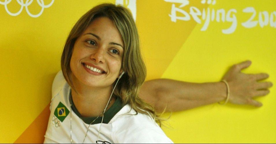 Flávia Delaroli - Natação