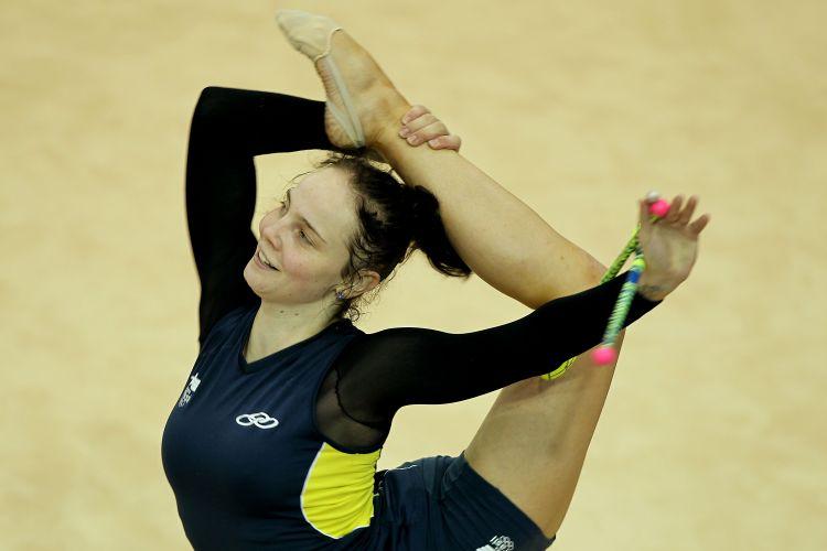 Primeiro dia de competições da ginástica artística é sábado. Brasileiras treinaram nesta sexta