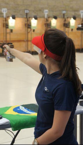 A brasileiro afirmou que ficou muito nervosa e chateada com o seu resultado na disputa em Guadalajara