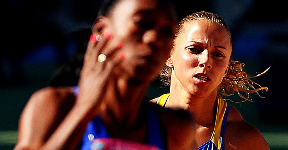 Brasileira Geisa Coutinho corre os 400 m e avança à final da prova