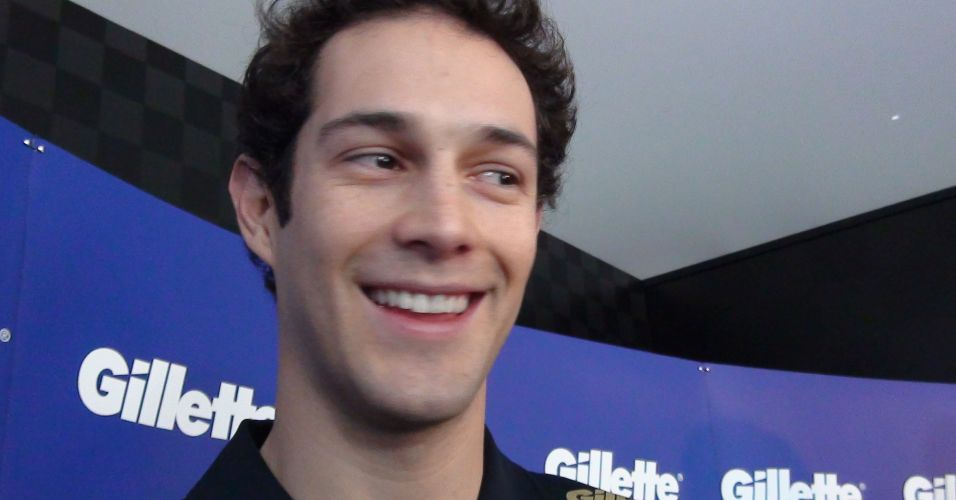 Bruno Senna comenta participao no simulador de Frmula 1 contra Thomaz Bellucci