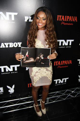 Jaqueline Faria Eibe Foto De Seu Ensaio Para A Revista Playboy Agnews