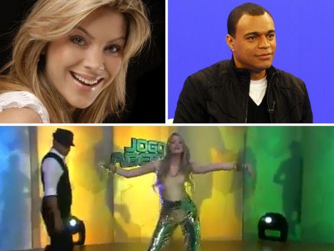 Despretensiosamente, o ex-jogador Denílson começou uma campanha que daria o que falar na TV esportiva de 2011. O Dança Renata pedia que a bela apresentadora do Jogo Aberto fizesse um número musical. A ideia ganhou adeptos (inclusive boleiros) e depois de muito prometer, a loira finalmente dançou e se saiu muito bem ao som de Loca, da Shakira