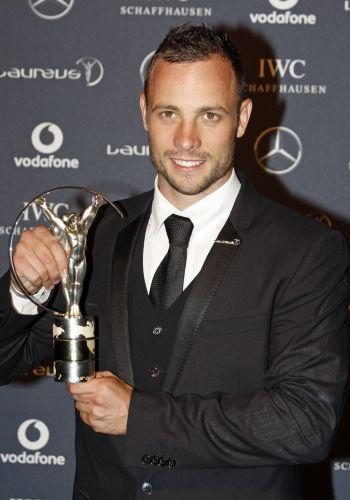 Velocista sul-africano Oscar Pistorius foi o vencedor do prêmio Laureus na categoria melhor atleta paraolímpico