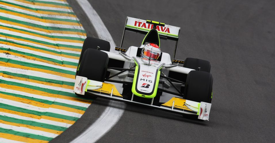 A bordo da Brawn GP, Rubens Barrichello chegou a brigar pelo ttulo em 2009