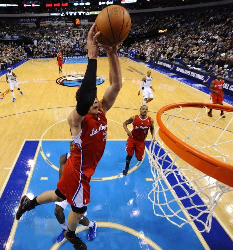 Mesmo com bela enterrada, Los Angeles Clippers perderam para o Dallas Mavericks por 96 a 92