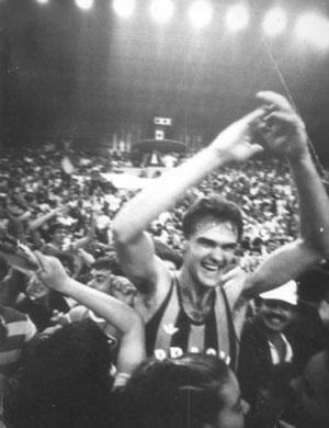 O Brasil de Oscar chegou ao Pan como campeão sul-americano de 1983 e foi prata no Pan