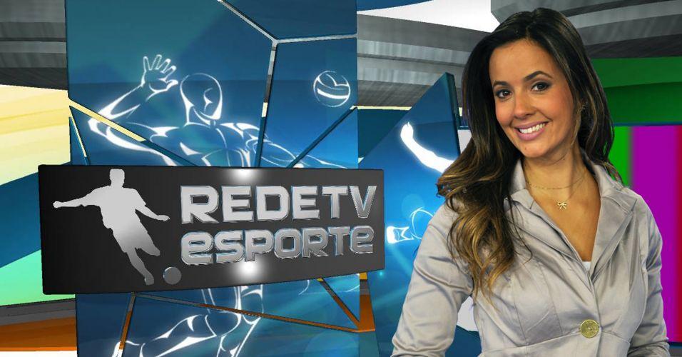 Paloma Tocci é uma das apresentadoras do programa Belas na Rede da RedeTV