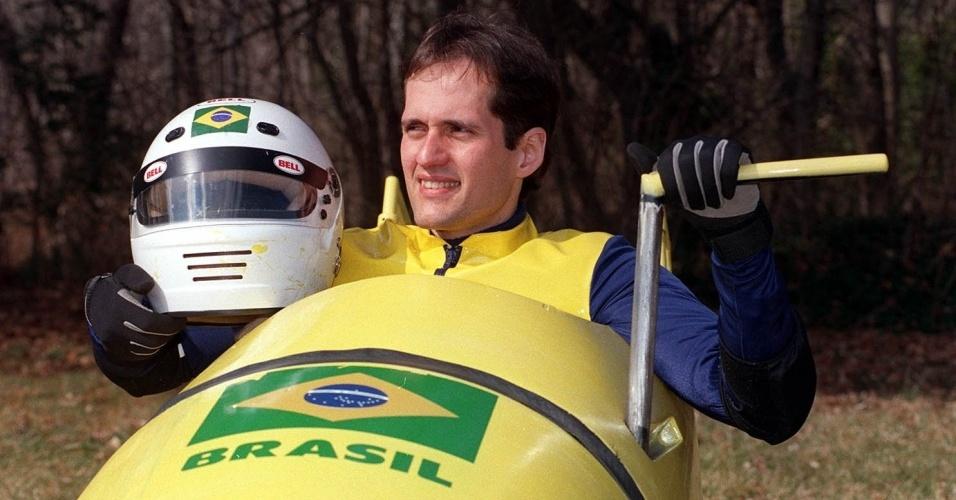Eric Maleson foi da primeira geração do bosled no Brasil e hoje preside a CBDG