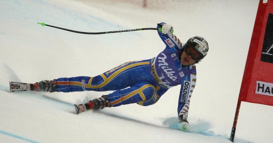 Evento na Áustria prepara atletas para os Jogos Olímpicos de Inverno de Vancouver