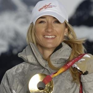 Tanja Frieden, rival de Isabel Clark, se lesionou e pode perder os Jogos Olímpicos de Inverno