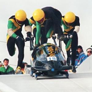 Time jamaicano do bobsled falhou em se classificar para os Jogos Ol�mpicos de Inverno, em Vancouver