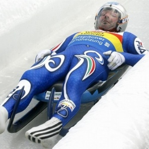 Armin Zoggeler, italiano do luge