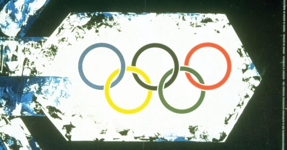 Selo dos Jogos Olímpicos de Inverno de Innsbruck-1964