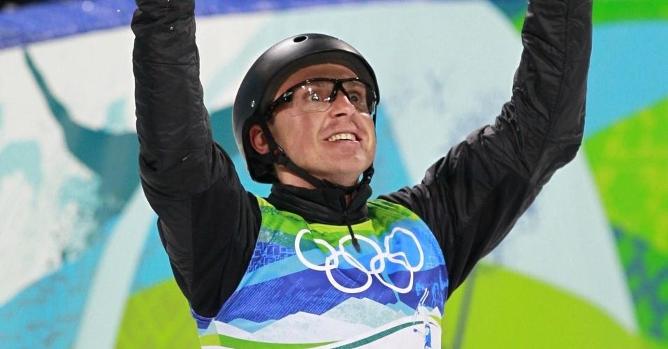 Alexei Grishin deu o primeiro ouro da história da Bielorrússia