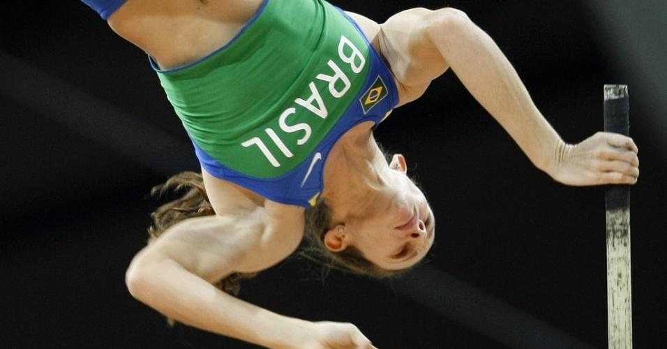 Salto de Fabiana Murer no Mundial indoor de atletismo entá entre as imagens da semana