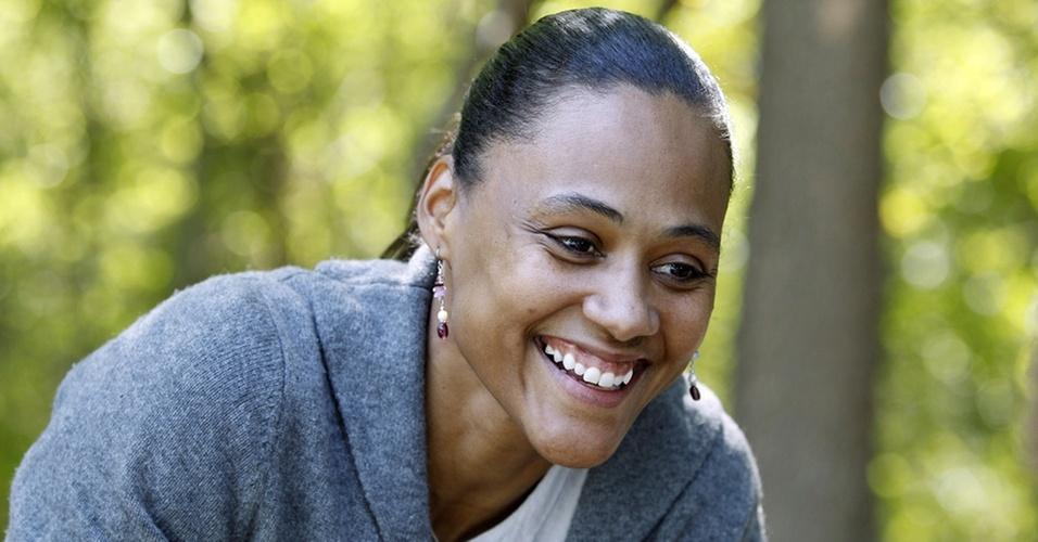 Marion Jones foi pega em 2008 por uso de estereóides. Suspensa por dois anos, ela foi até presa por mentir no julgamento